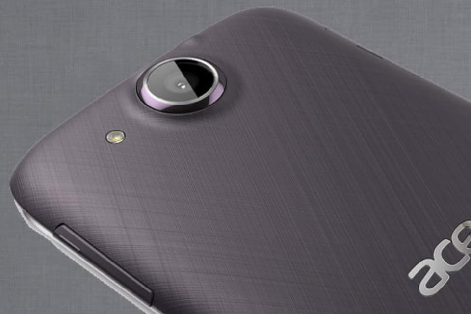 Acer Liquid Jade S: design elegante e alto poder de processamento