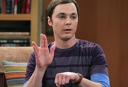 Is sheldon from big bang theory gay