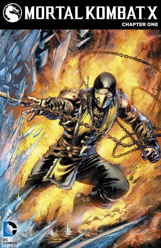 Nova HQ de Mortal Kombat X conta história de personagens novos e clássicos