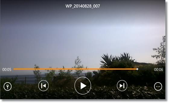 VLC for Windows Phone - Imagem 1 do software