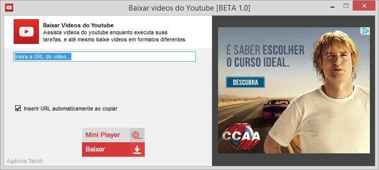 Baixar Vídeos do YouTube Download