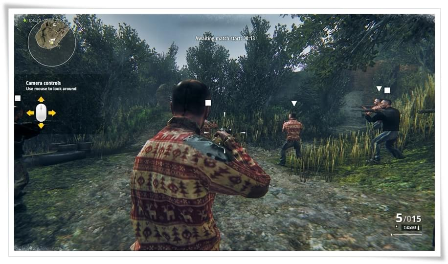 Survarium - Imagem 1 do software