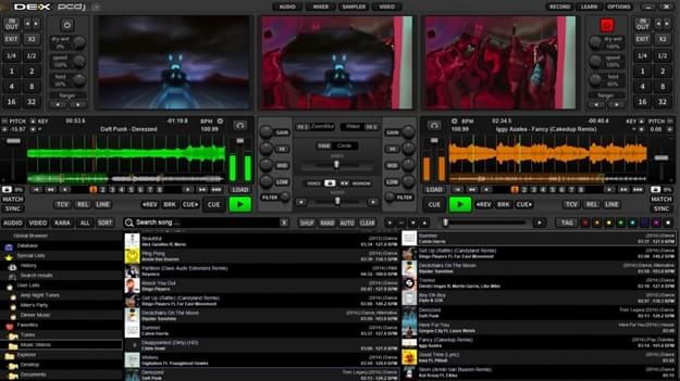 Com tela de vídeo