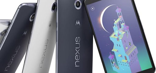 Nexus 6 vendeu mais do que a Google previa