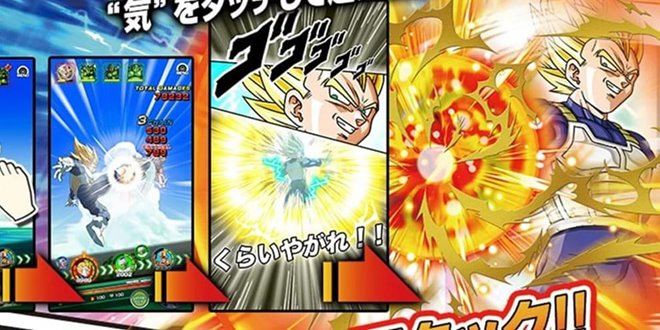 Gratuito, Dragon Ball Z: Dokkan Battle é lançado para Android