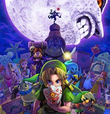 Imagem de The Legend of Zelda: Majora's Mask 3D no TecMundo Games