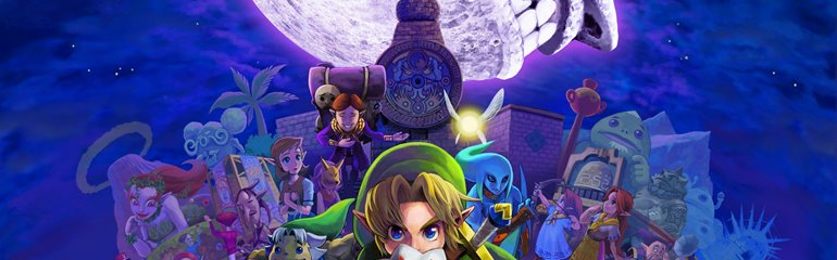 Análise: The Legend of Zelda: Majora's Mask 3D
