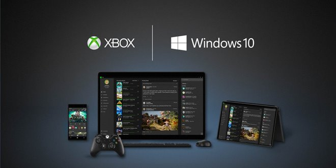 Microsoft anuncia planos multiplataforma para Xbox One e Windows 10