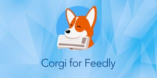 Corgi for Feedly