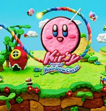 Imagem de Kirby and the Rainbow Curse no TecMundo Games