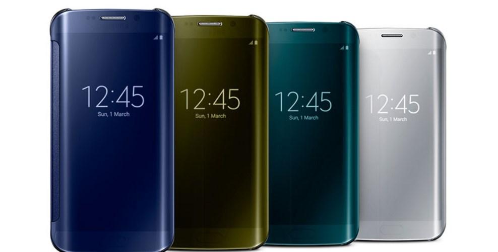 Acessórios: Samsung quer você usando um visual do Galaxy S6 por dia