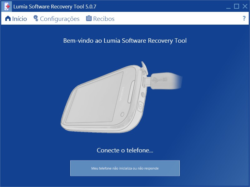 NOKIA LUMIA SOFTWARE RECOVERY TOOL 6.0.1