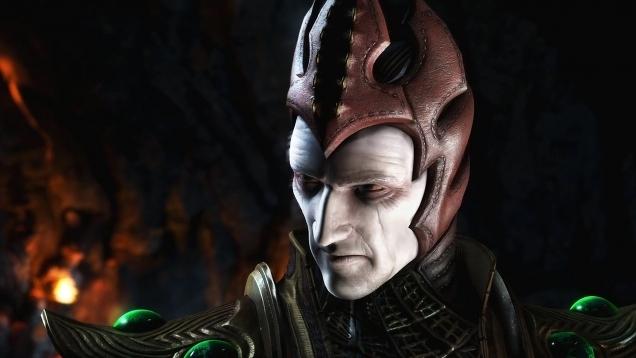 Mortal Kombat X: novas imagens praticamente confirmam Jax, Baraka e Shinnok