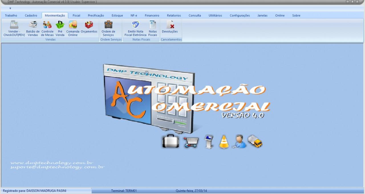 42d44bfca2a5b7 AC - Automação Comercial no Superdownloads - Download de jogos ...