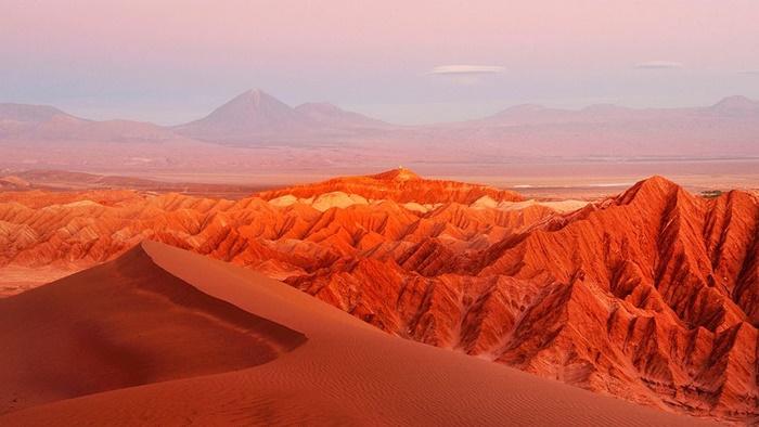 Resultado de imagem para deserto frio de marte