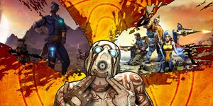 Borderlands para PS4 e Xbox One tem multiplayer com tela dividida
