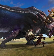 Imagem de Monster Hunter 4 Ultimate no TecMundo Games