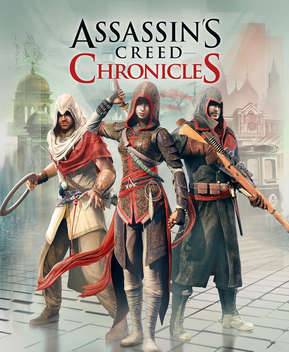 Assassin's Creed Chronicles ZZZGamesBR