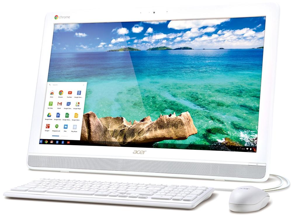 Acer revela All-in-One que une Chrome OS a tela que detecta até 10 toques. 02154503084058