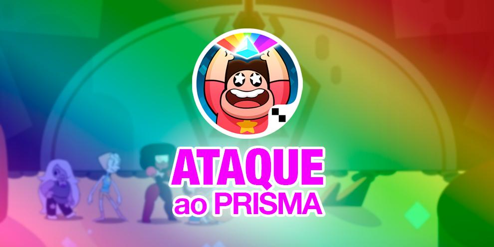Steven Universo - Ataque ao Prisma