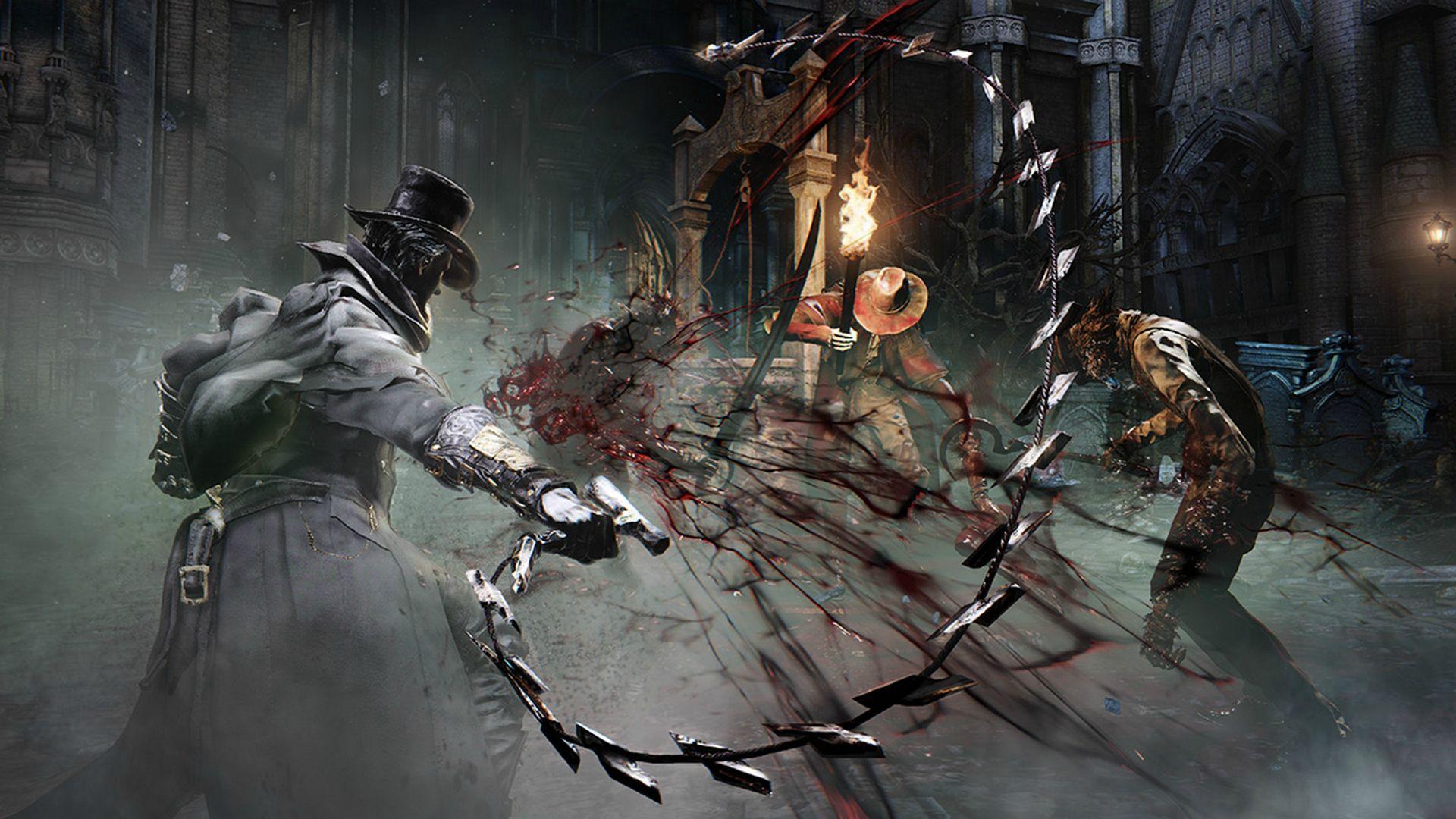 Bloodborne Análise ZZZGamesBR