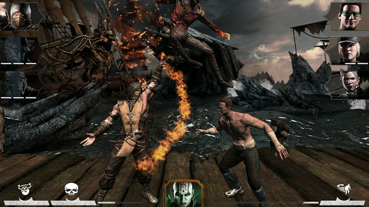 Mortal Kombat X Mobile
