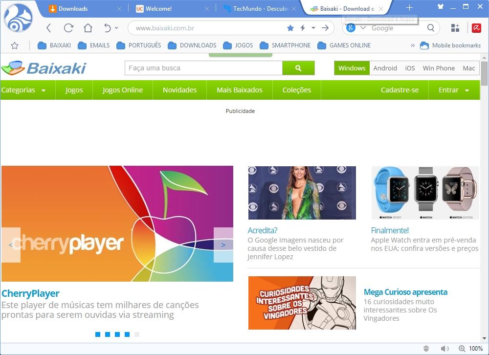 Baixar Mozilla Firefox Gratis Em Portugues No Baixaki ...