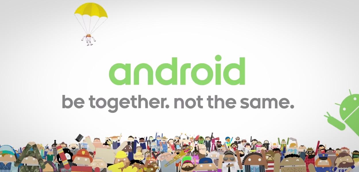 Hoje, mais de 18 mil modelos com Android estão disponíveis no mercado