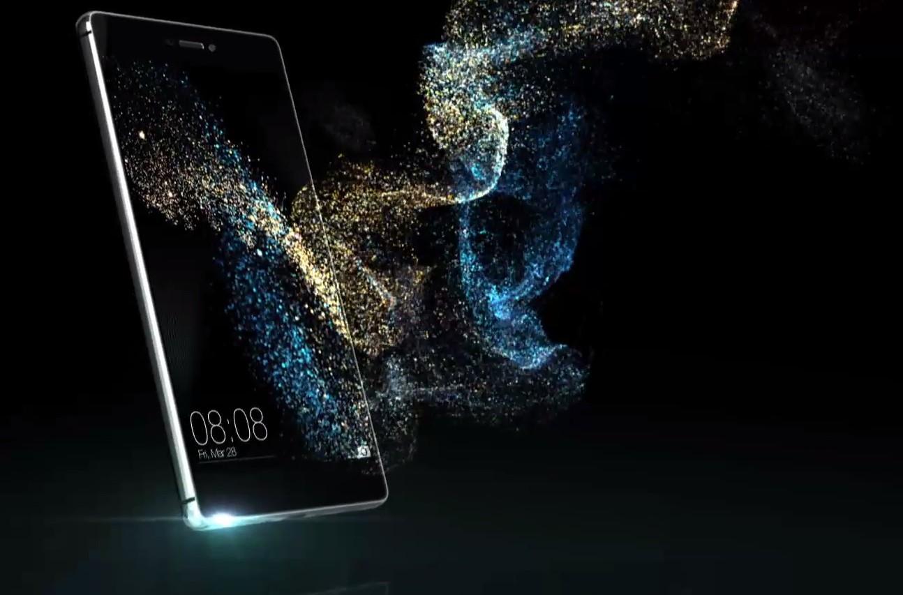 Huawei revela o P8, seu smartphone top de linha em 2015