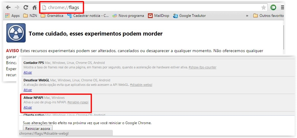 Google Chrome download - Baixaki