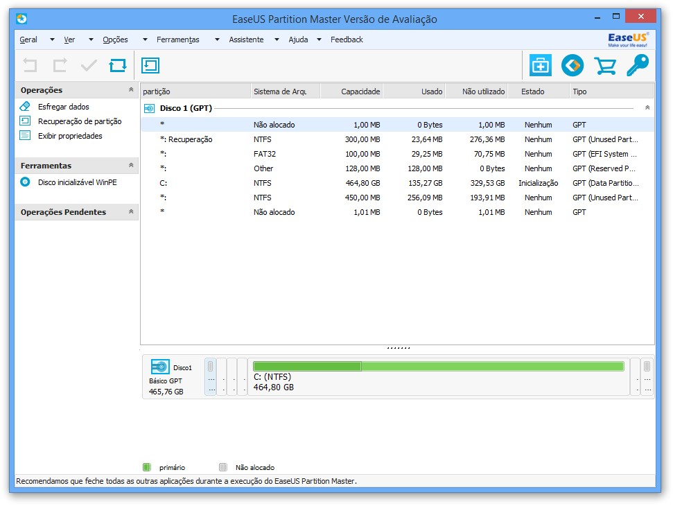 easeus partition master 12.8 crack download