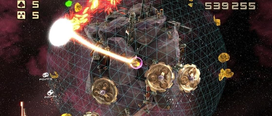 Super Stardust Ultra ZGB Start