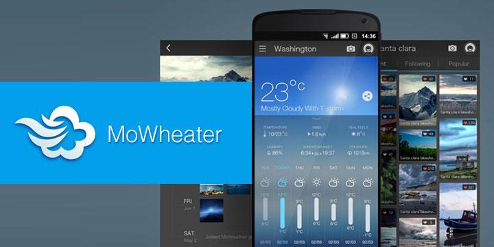 Programas e apps para você conferir a previsão do tempo