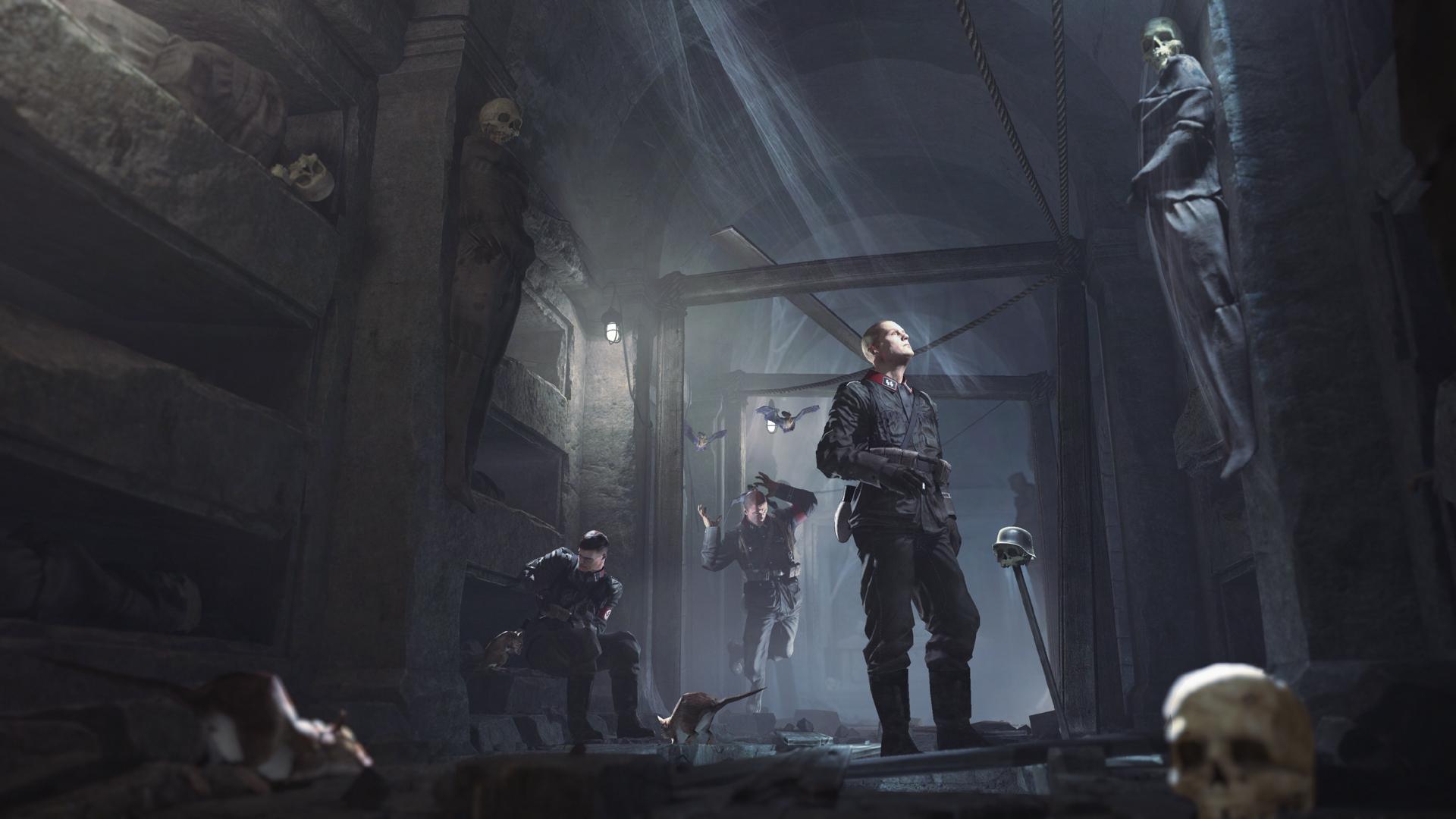 Análise de Wolfenstein: The Old Blood