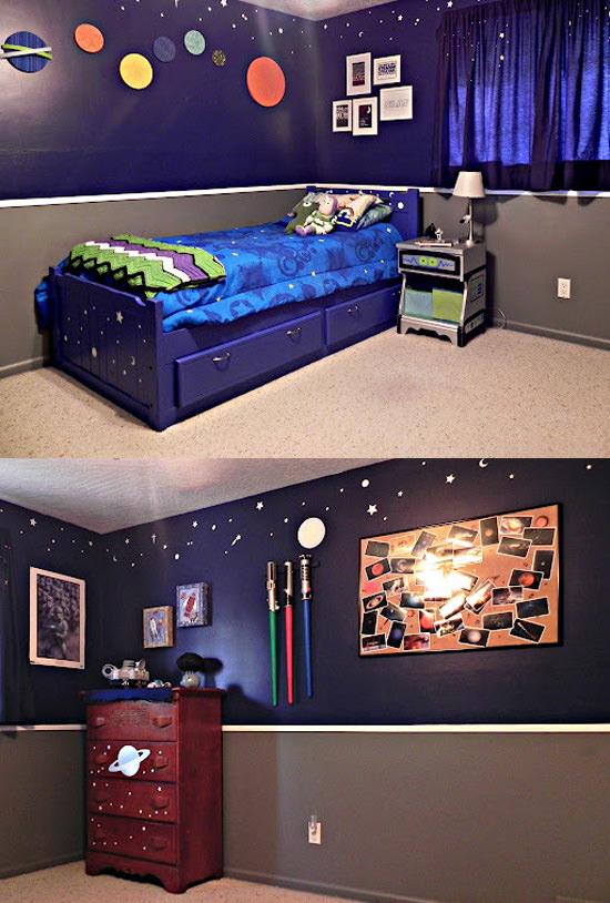 Decorating Ideas > 13 Exemplos De Decoração Que Todo Nerd Gostaria De Ter Em  ~ 033239_Nerdy Apartment Decorating Ideas