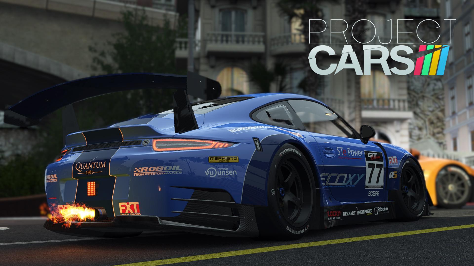 Análise do Project CARS