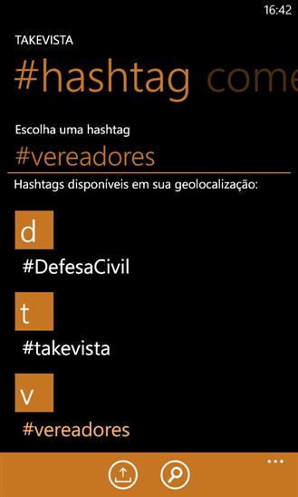 TakeVista - Imagem 2 do software