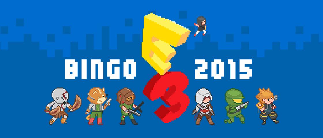 Bingo ZGB: veja quais são nossas principais apostas para a E3 2015