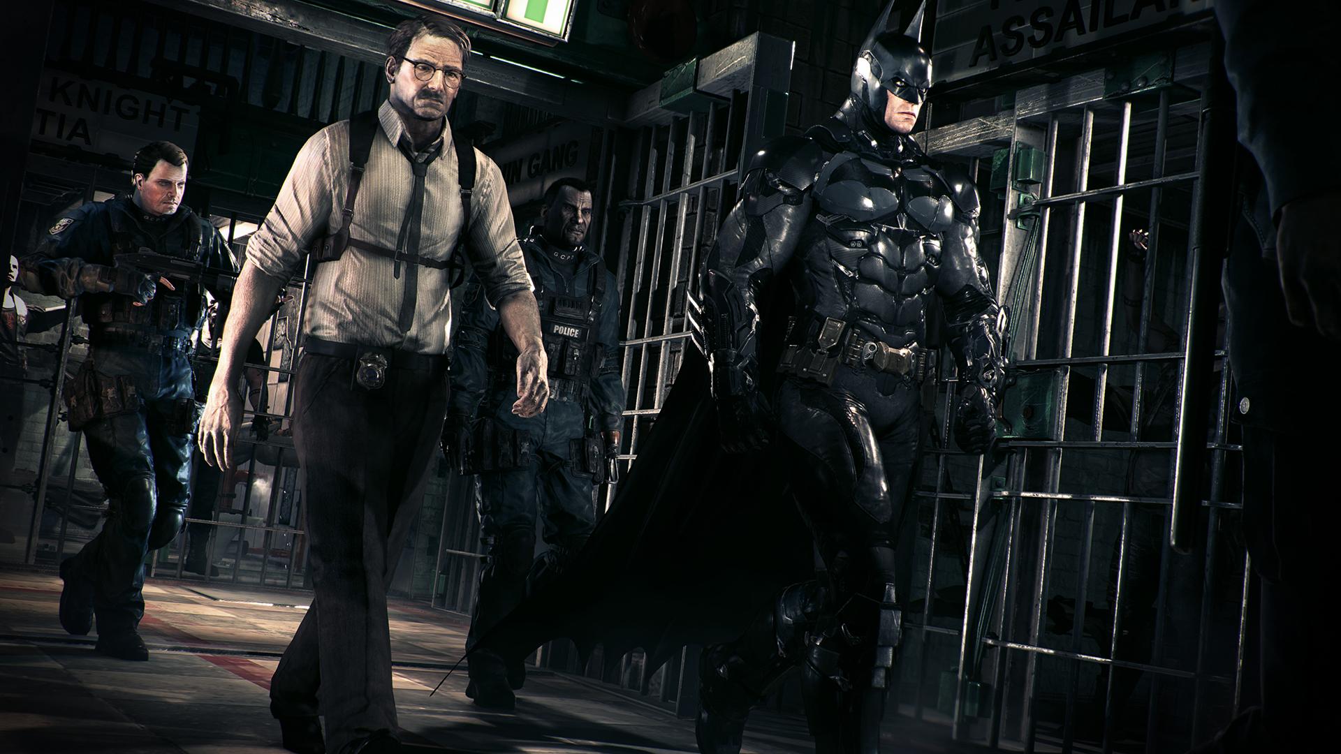 É hora de babar em novo gameplay de Batman: Arkham Knight e imagens em 4K