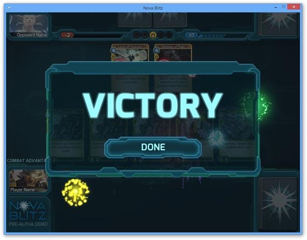 Vitória!