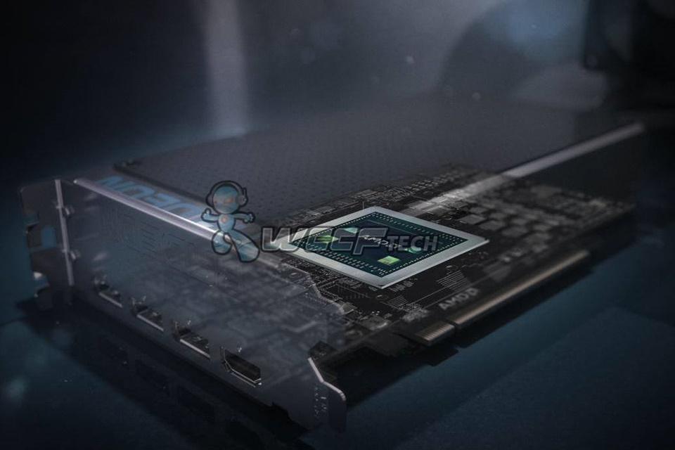Imagens da AMD Radeon R9 Fury (GPU Fiji) mostram como a placa é compacta