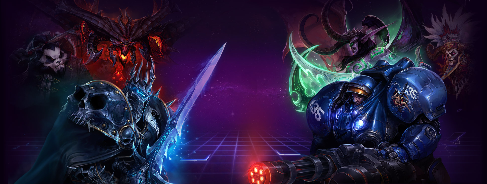 Análise Heroes of the Storm