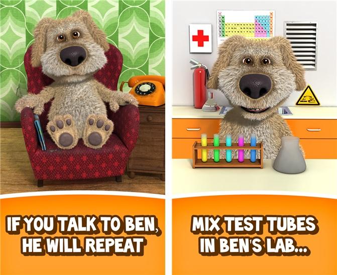 Talking Ben the Dog - Imagem 1 do software