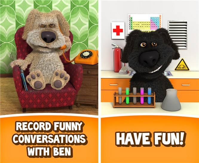 Talking Ben the Dog - Imagem 2 do software