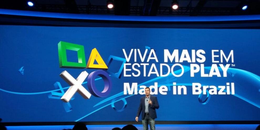 É oficial! PlayStation 4 passará a ser fabricado no Brasil