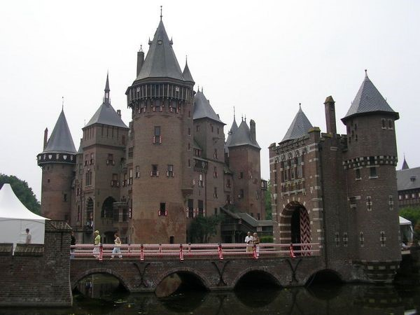 Castelo de Haar, na Holanda