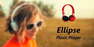 Ellipse Music Player