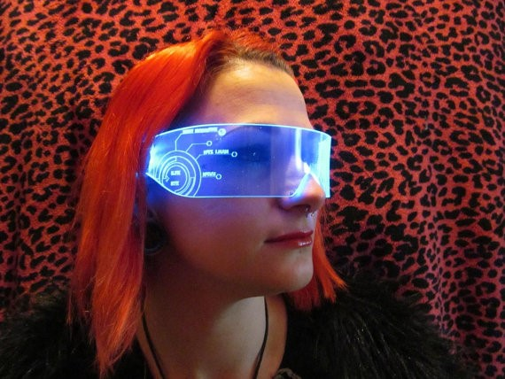 e30bbf378 Transforme-se no Homem de Ferro com esses óculos estilosos | TECHCENTRAL
