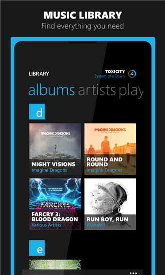 n7player Music Player - Imagem 1 do software