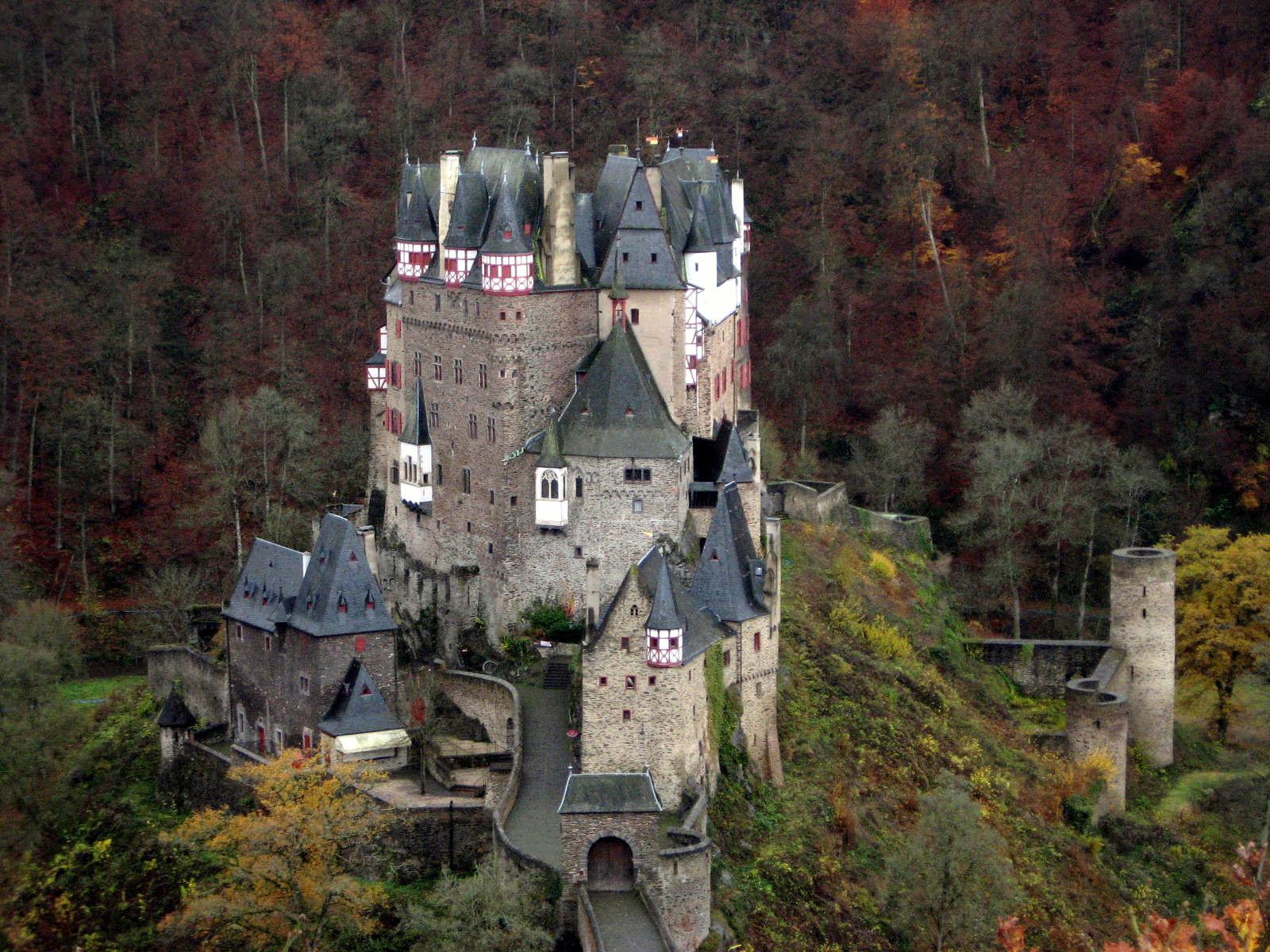 Descubra Os 23 Castelos Mais Bonitos Da Europa Mega Curioso